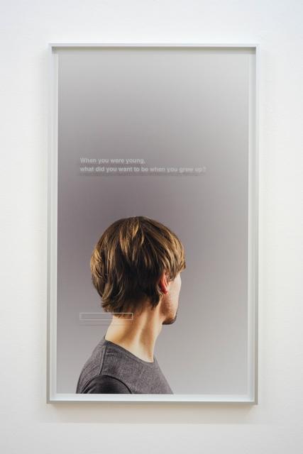 , 'DS,' 2015, Bernhard Knaus Fine Art