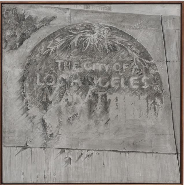 , 'City of Los Angeles Marathon Seal, 110 Freeway,' 2013, Roberts & Tilton