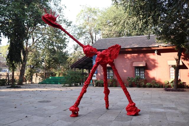 , 'The Walker XV ,' 2018, Bhau Daji Lad Museum