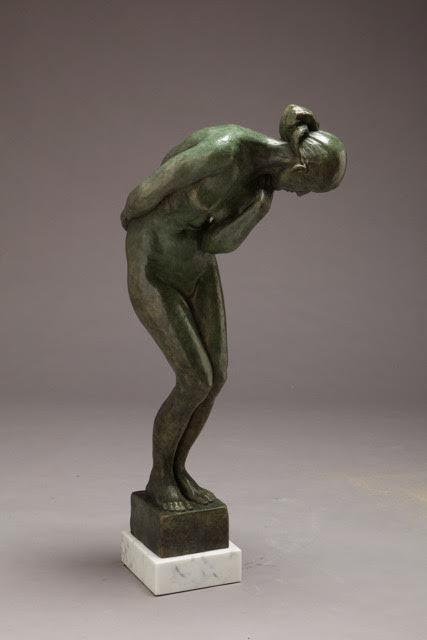 , 'Caryatid,' , Hugo Galerie