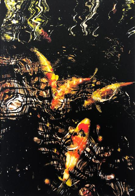 David Ash, 'Le Jardin Secret', 2019, Galerie Libre Est L'Art