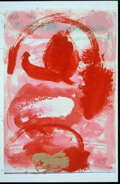Ethel Schwabacher, 'Untitled #68', 1956, Anita Shapolsky Gallery