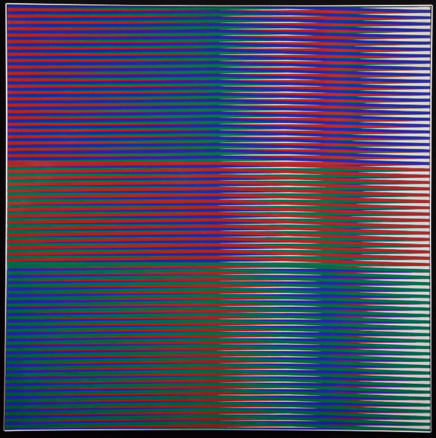 , 'Couleur additive 109,' 1974, Galerie Mitterrand