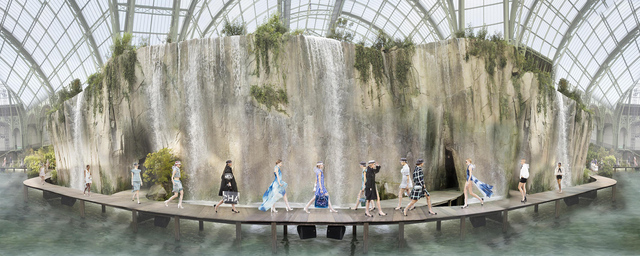 , 'Chanel Arcadia, Spring/Summer, Paris 2017,' 2017, Rosenbaum Contemporary