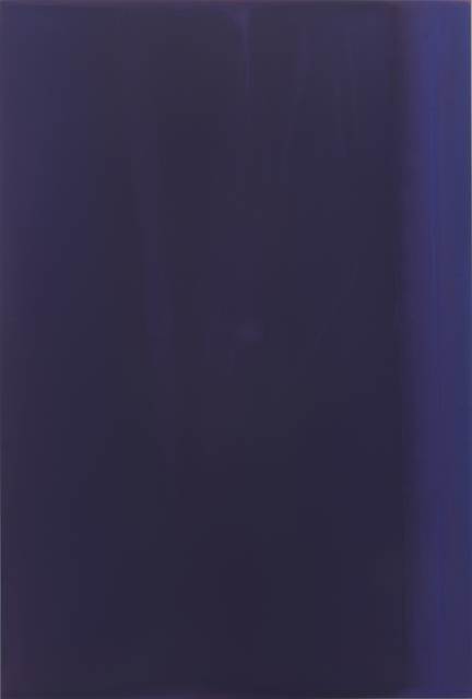 , 'Breathing Light - Purple in Violet,' 2017, Taguchi Fine Art