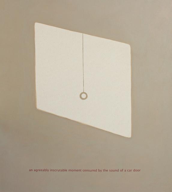 , 'Landing,' 2018, Carter Burden Gallery
