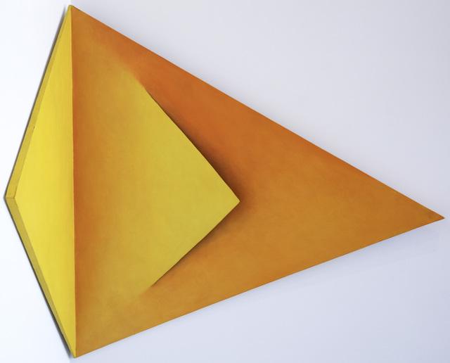 , 'Trikona,' 1986, David Richard Gallery