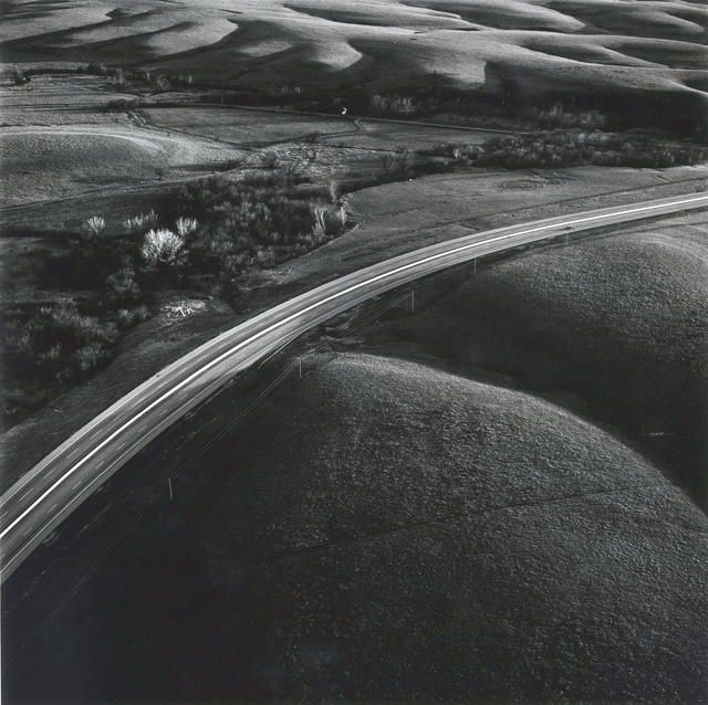, 'Interstate 35 intersecting the Flint Hills, Kansas,' , Yancey Richardson Gallery