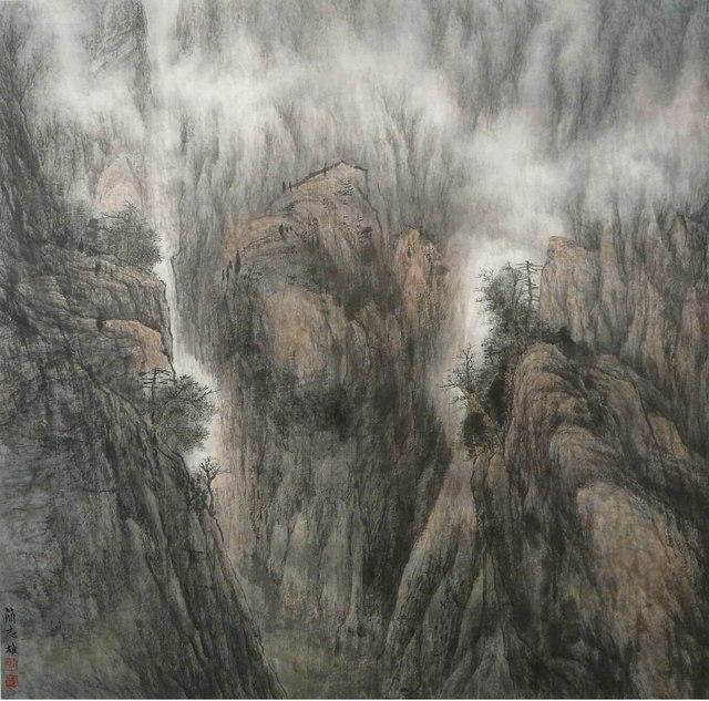 , '尋幽 (In Search of Quietude),' 2008, Artify Gallery