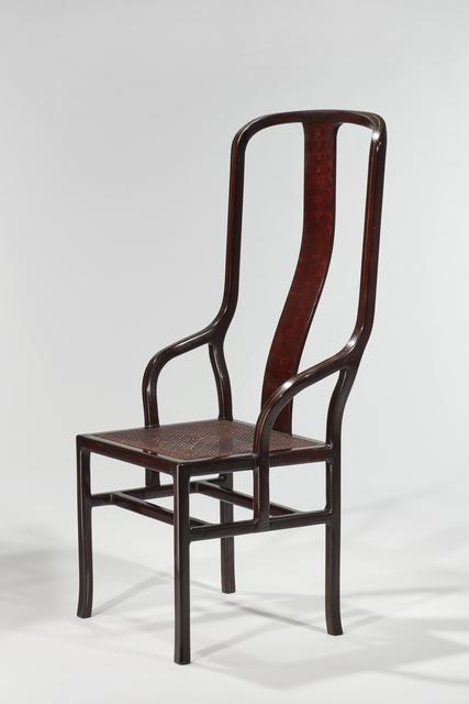 , 'Chaise à Palmette,' 1981, Demisch Danant