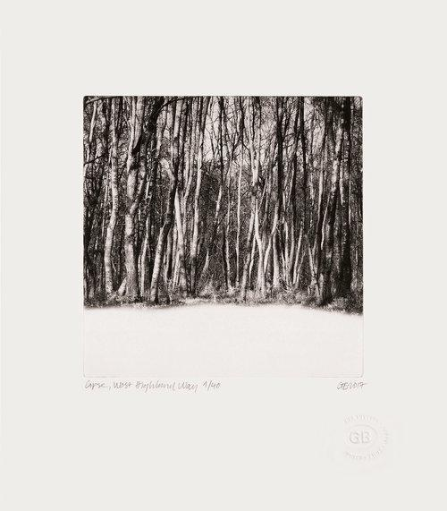 , 'West Highland Way,' 2017, London Print Studio