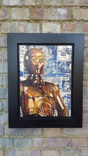 , 'C3-PO,' 2017, Reem Gallery
