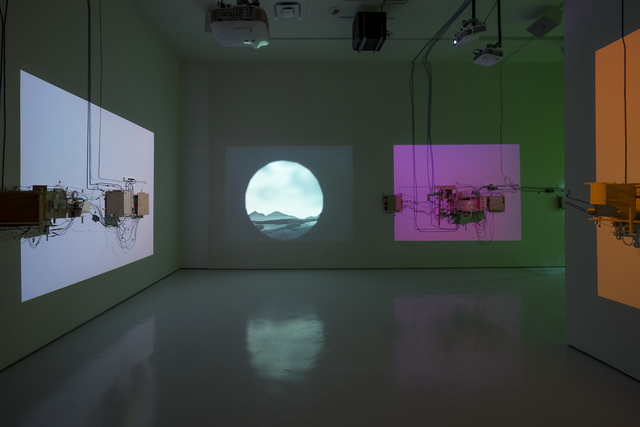 , 'Trailer,' 2008-2012, McClain Gallery