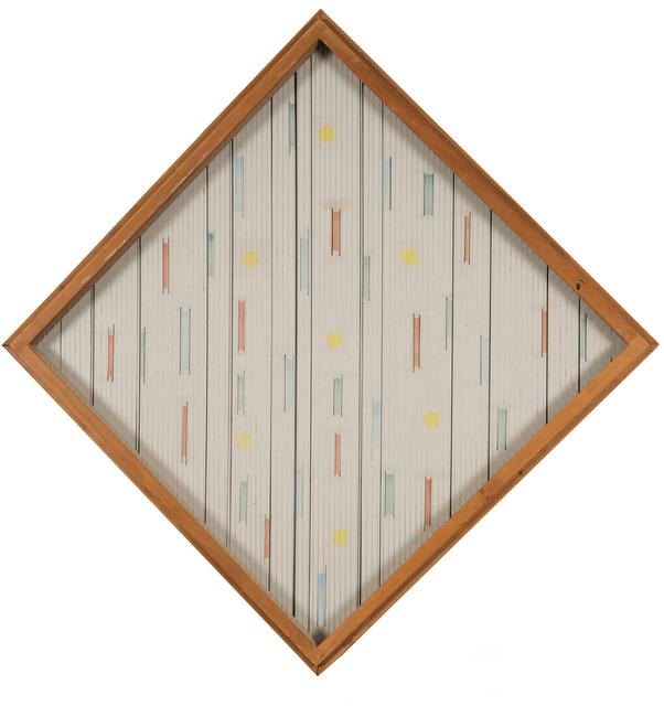 , 'Transparence,' 1953, Galería de las Misiones