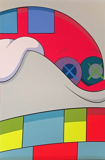 KAWS, 'Blame Game #5', 2014, Print, Screenprint, Graeme Jackson