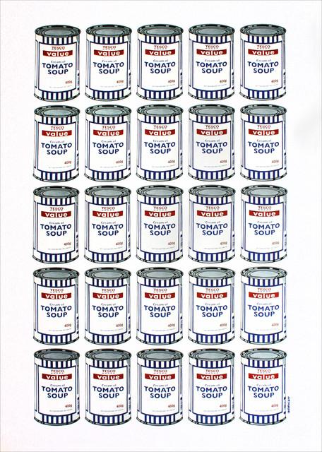 Banksy, 'Soup Cans', 2006, EHC Fine Art