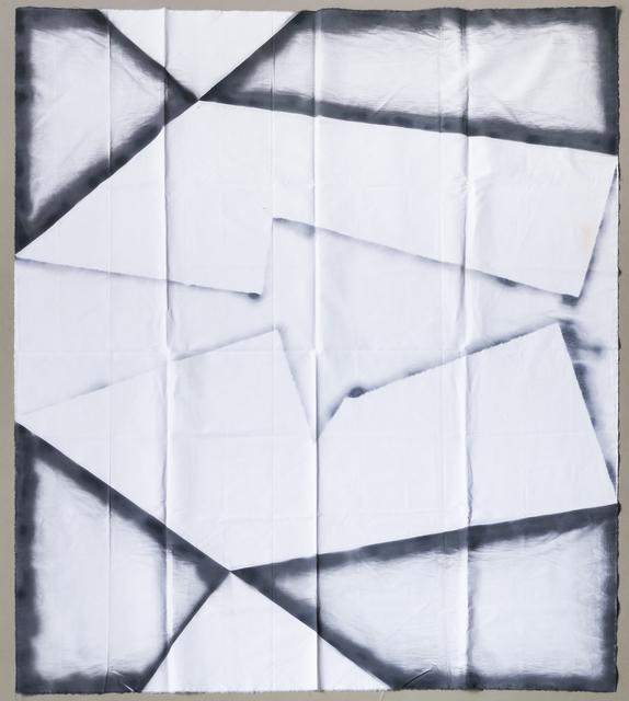 """, '""""Untitled"""",' 1971, Galerie Dutko"""