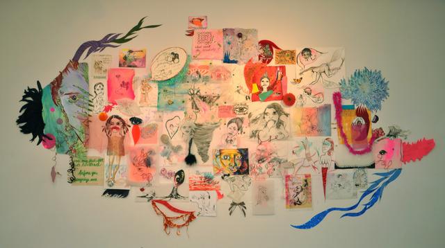 , 'Inner eye,' 2013, Gallery Espace