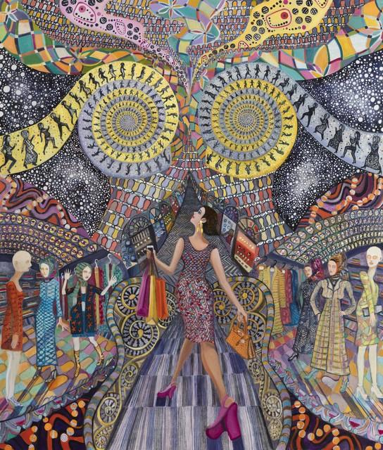 , 'Shopping Mall Dream ,' 2016, Galerist
