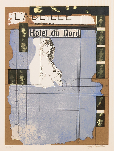 , 'Untitled (Hotel du Nord),' 1972, Zane Bennett Contemporary Art