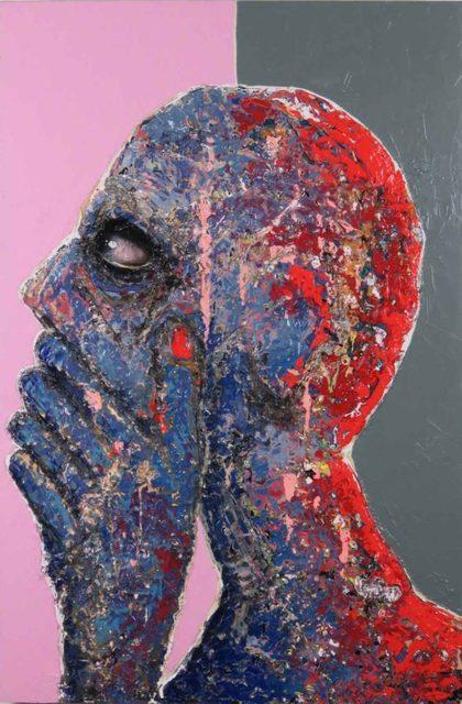 , 'Témoin Silencieux,' 2017, Thompson Landry Gallery