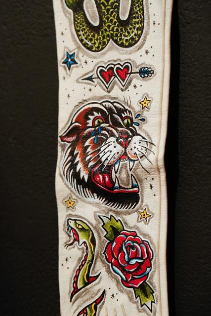 Ellen Greene, 'LYLAS', 2012, Fashion Design and Wearable Art, Acrylic on vintage gloves, Paradigm Gallery + Studio