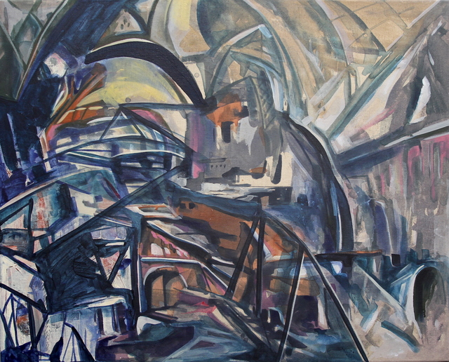 , 'Revolve,' 2018, Khawam Gallery