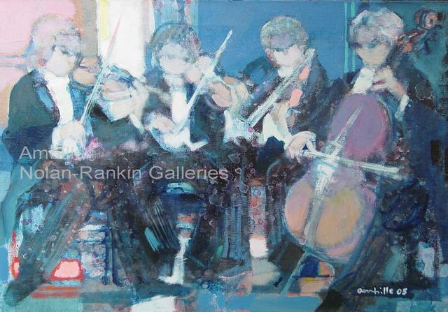 , 'Petits Musiciens,' 2005, Nolan-Rankin Galleries