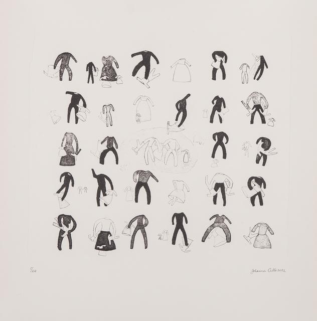 , 'Sin titulo (progenie en tinta)/Untitled (ink progeny),' 2002, Ruiz-Healy Art