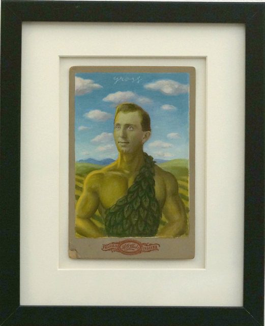 , 'Green Giant,' 2013, Richard Levy Gallery