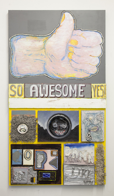 , 'So Awesome Yes,' 2015, VICTORI+MO CONTEMPORARY