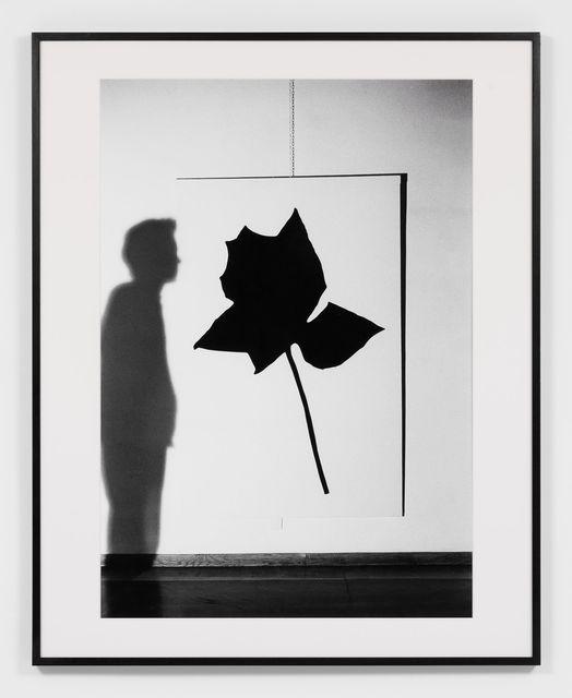 , 'Jannis Kounellis - Rosa nera,' 1966, Almine Rech