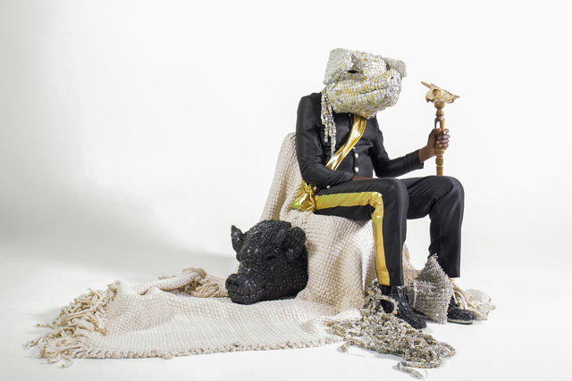 Maurice Mbikayi, 'Mbula Matari I', 2019, Gallery MOMO