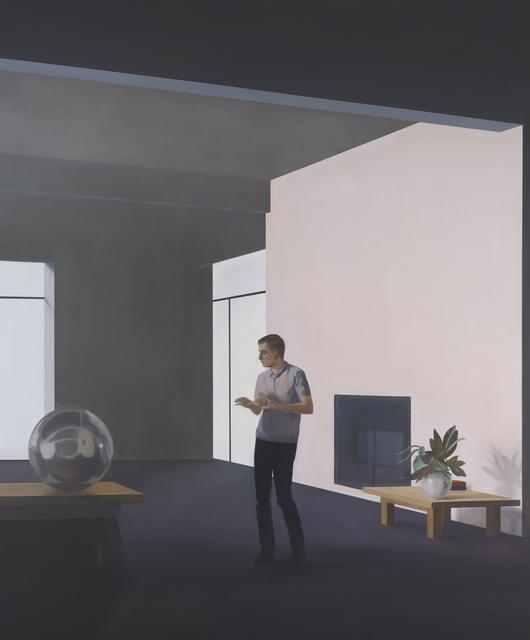 , 'Architectural Study (Barragan),' 2017, Hakgojae Gallery