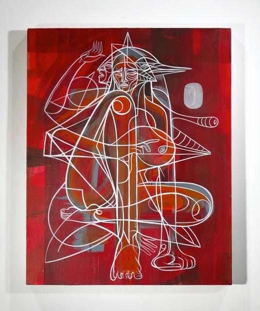 , 'Brujah 1,' 2014, Jonathan LeVine Projects