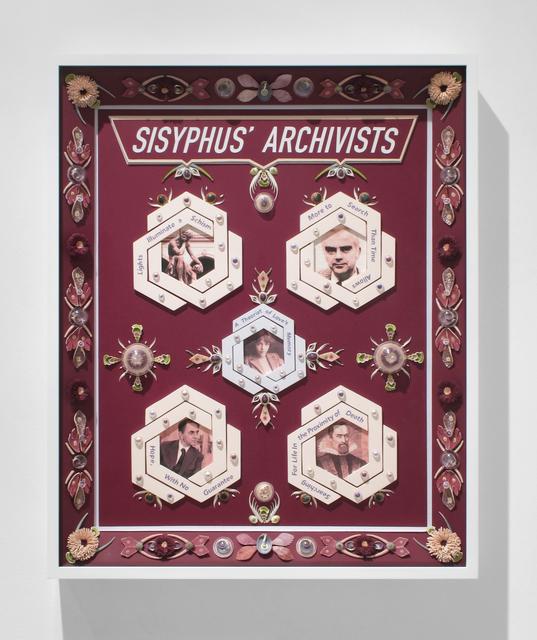 , 'Sisyphus' Archivists,' 2018, Inman Gallery