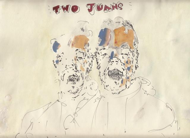 , 'Dr. Juan and Dr. Juan ,' 2015, Martin van Zomeren