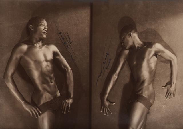 , 'Feral Benga Diptych,' ca. 1925, Keith de Lellis Gallery