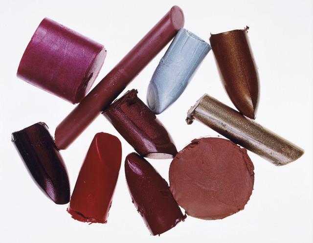 Irving Penn, 'Lipstick Chunks, New York', 1982, Photography, Dye transfer print, Christie's