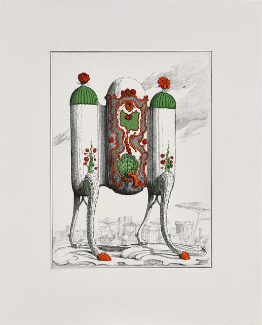 , 'Tea Urn on Legs I,' 2017, Alan Cristea Gallery