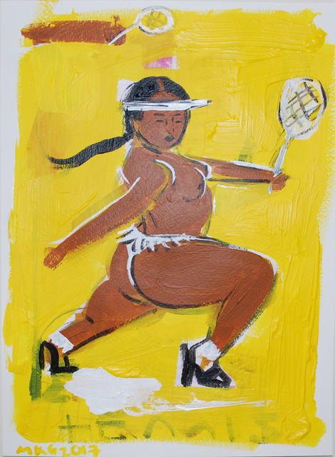 , 'Tennis,' 2017, V1 Gallery