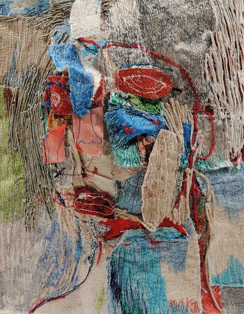 , 'Stitch Head,' 2008, Candida Stevens Gallery