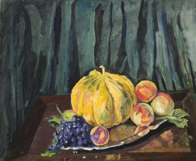 , 'Still Life, Fruit,' ca. 1930's, Heather James Fine Art