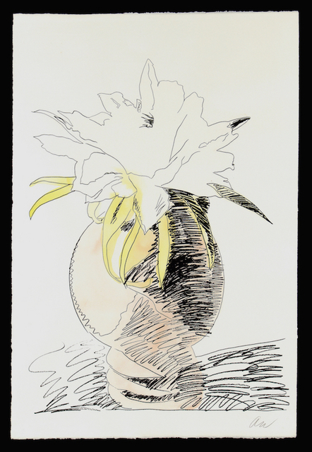 , 'Hand Colored Flowers III.114,' 1974, Aurifer AG