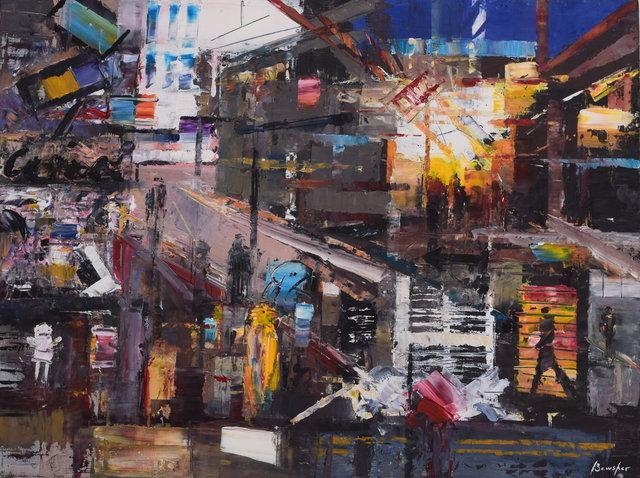 , 'Tib Street Manchester,' , Gateway Gallery