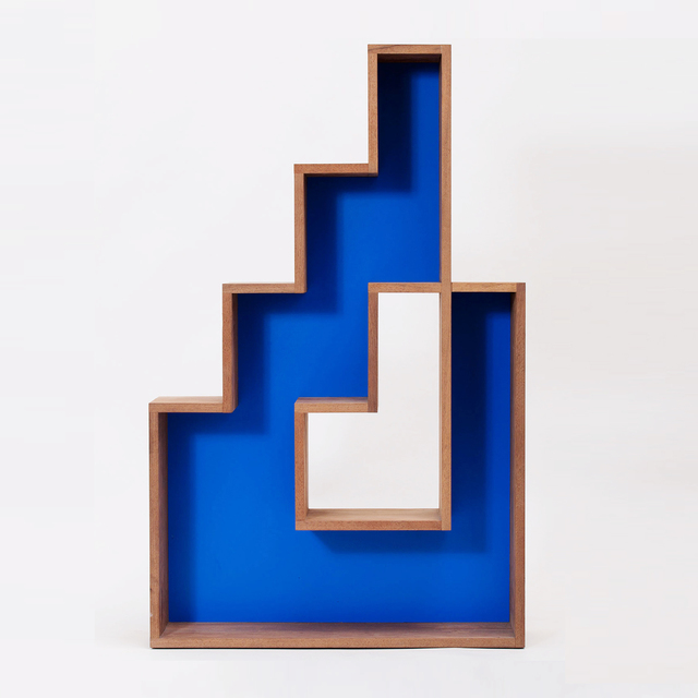RO/LU, 'Nature/Nurture (after shapes)', 2012, Design/Decorative Art, Wood, Patrick Parrish Gallery