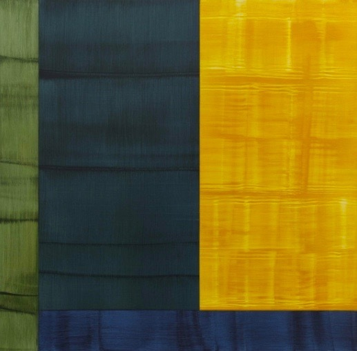 , 'Bhutan Abstraction with Yellow 5,' 2015, Heather Gaudio Fine Art