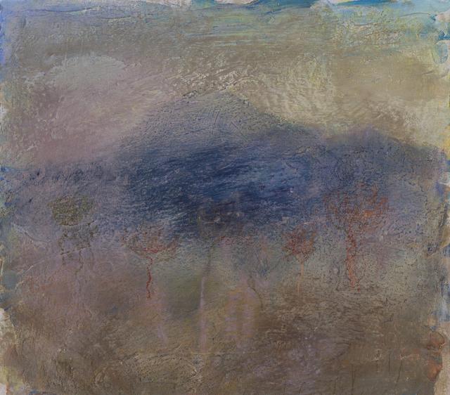 , 'Landscape L1133 - Amalfi Series, View Towards Vesuvius (in the Pompeian style) ,' 2018, Alan Kluckow Fine Art