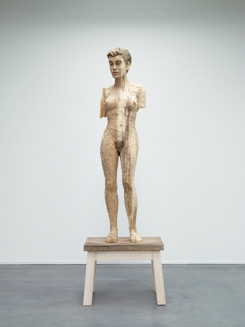 , 'Weiblicher Akt (Female Nude),' 2012, Deweer Gallery