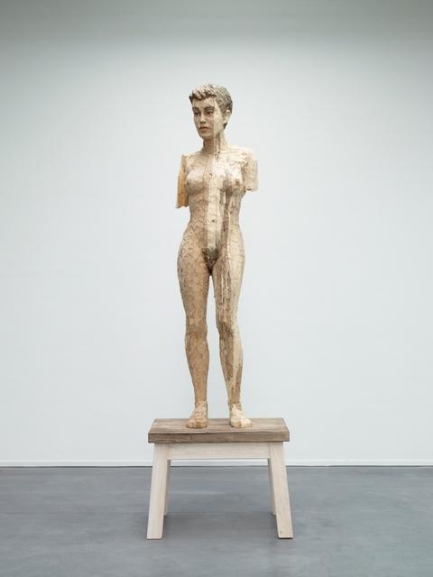 , 'Weiblicher Akt (Female Nude),' 2012, Deweer Gallery